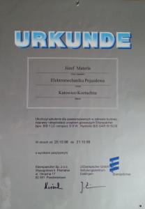 dyplom naprawa budowa ekploatacja ogrzewania samochodowego eberspacher